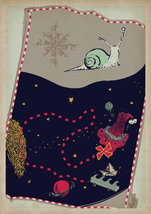 Florencia Lastreto - ilustración infantil