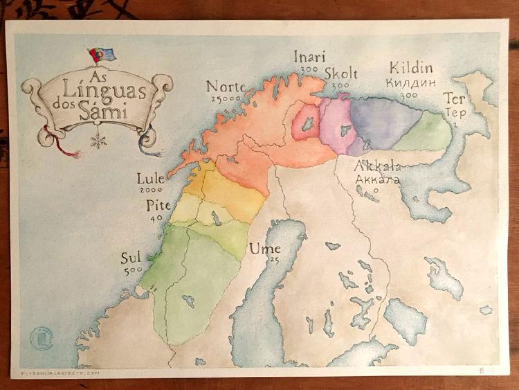 Ilustraciones de Florencia Lastreto para Lumen Valkeus