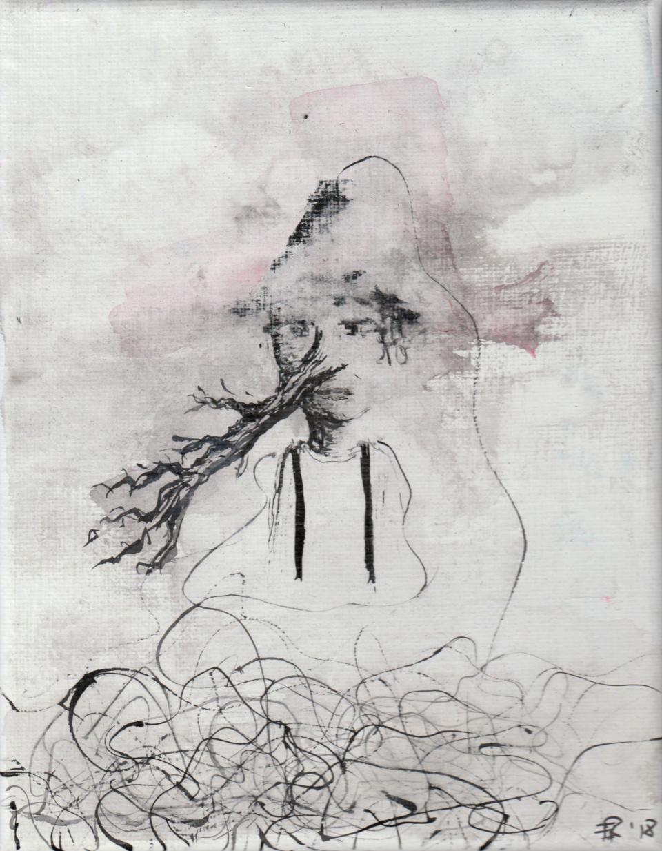 Florencia Lastreto - Studies of Pinocchio