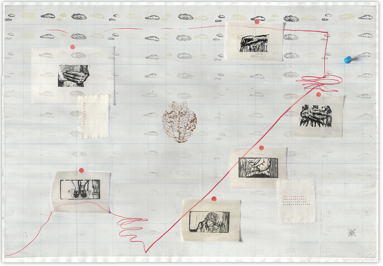 Florencia Lastreto - mapa